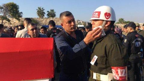 Şehit er Bekir Can Hereklioğlu son yolculuğuna uğurlandı