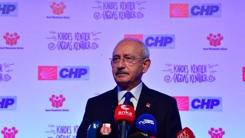 Kılıçdaroğlu, CHP'li Belediye Başkanları Toplantısı'nda konuştu