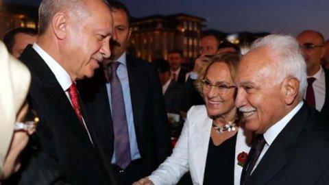 Bahçeli'den sonra Perinçek'ten de Erdoğan'ın kampanyasına destek geldi - Gerçek Gündem
