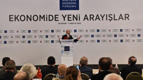 Maltepe'de Ekonomide Yeni Arayışlar Forumu