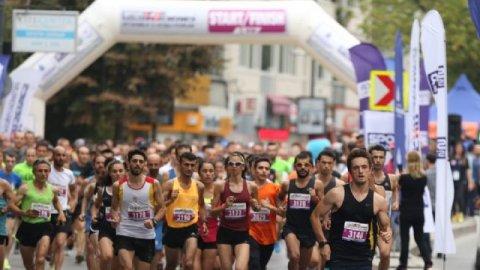 İBB'den 'İstanbul'u Koşuyorum' etkinliği