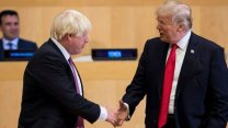 Trump'tan Boris Johnson'a tebrik