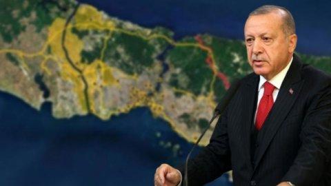 Erdoğan'ın 'Kanal İstanbul' ısrarında 'Katar' detayı!