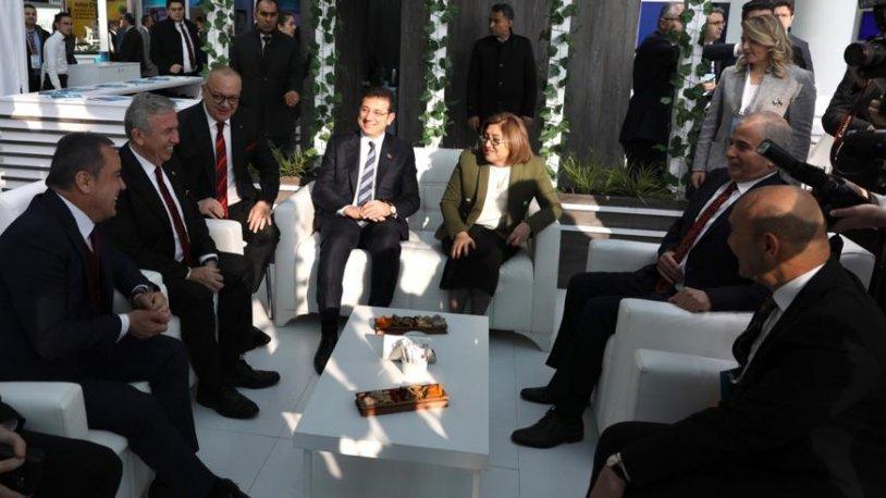 İmamoğlu açıkladı! İşte CHP'li belediye başkanlarının toplantıyı terk etme nedeni