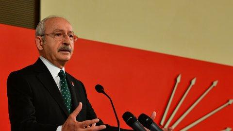Kılıçdaroğlu'nun Elazığ - Malatya programı belli oldu