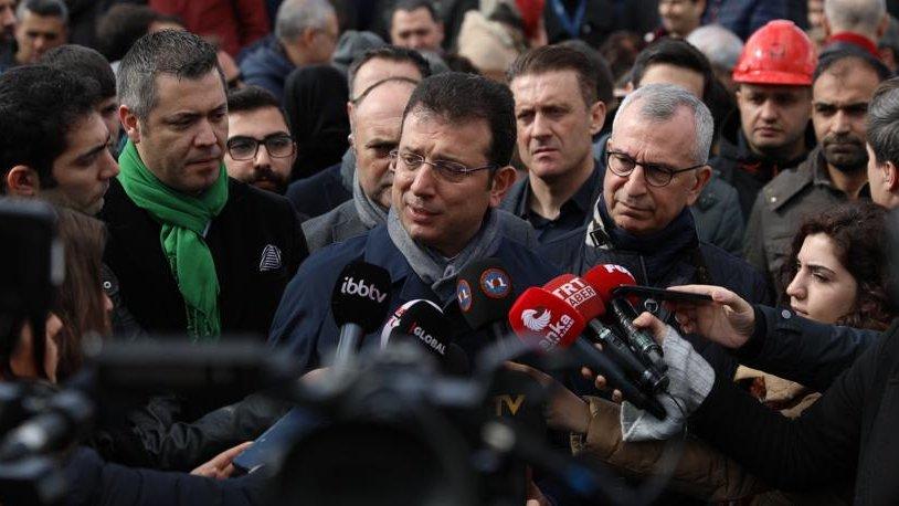 İmamoğlu'ndan 'TÜRGEV yurdu' açıklaması: Meclisteki çoğunluk üzerinden eşkıya anlayışı