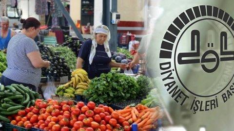 11 milyar bütçeli Diyanet'ten vatandaşa: Ucuzluk için akşam pazarına çıkın