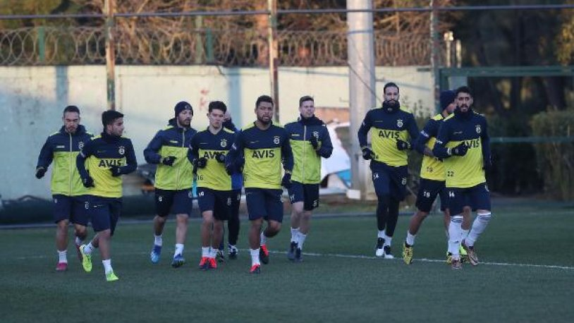 Fenerbahçe'de Galatasaray derbisi için hazırlıklar başladı