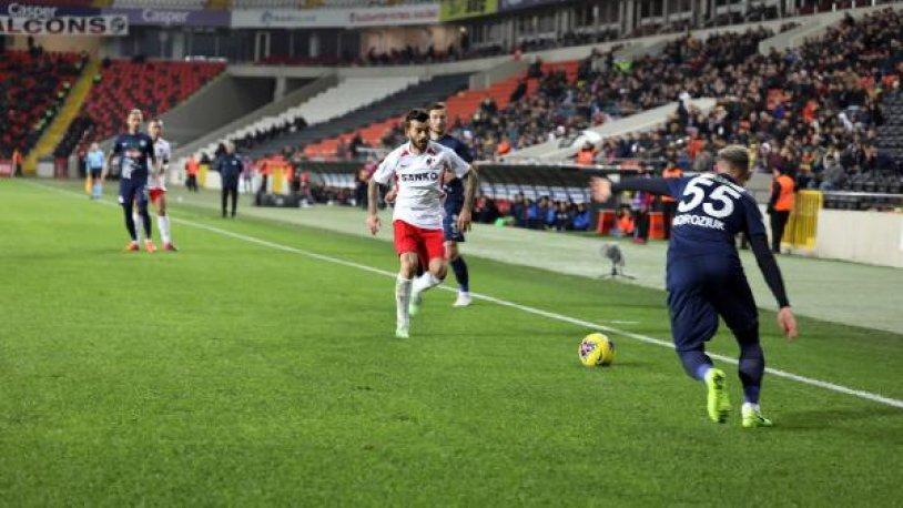 Gaziantep FK 2 penaltı kaçırdığı maçta Çaykur Rizespor engelini aştı