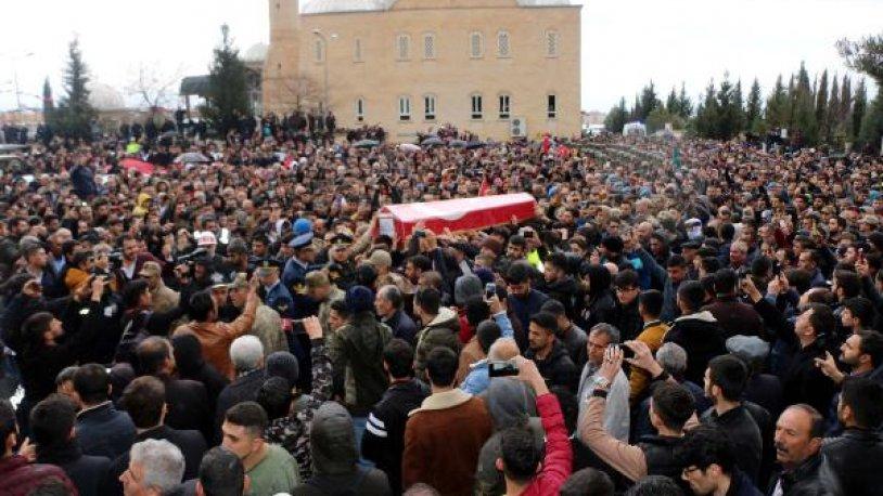 Şehit Mehmet Orhan, Adıyaman'da son yolculuğuna uğurlandı