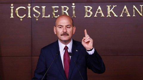 Soylu'dan, Bursa'da şehit olan polis ile ilgili açıklama