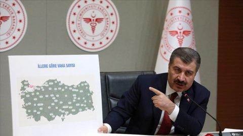 Türkiye'de koronavirüsten 177 kişi daha hayatını kaybetti! 29 bin 845 yeni vaka belirlendi