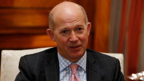 İngiliz Büyükelçi Chilcott'tan İngiltere'nin Türkiye'den satın aldığı sağlık malzemeleriyle ilgili açıklama