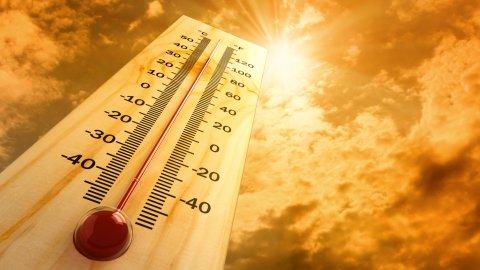 Sıcaklık rekoru 49 derece ile kırıldı