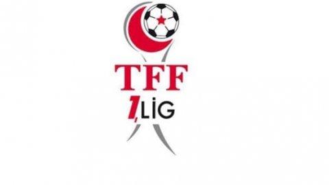 TFF 1. Lig'de maç programı belli oldu