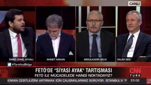 Canlı yayındaki FETÖ itirafı AKP'li isme istifa getirdi
