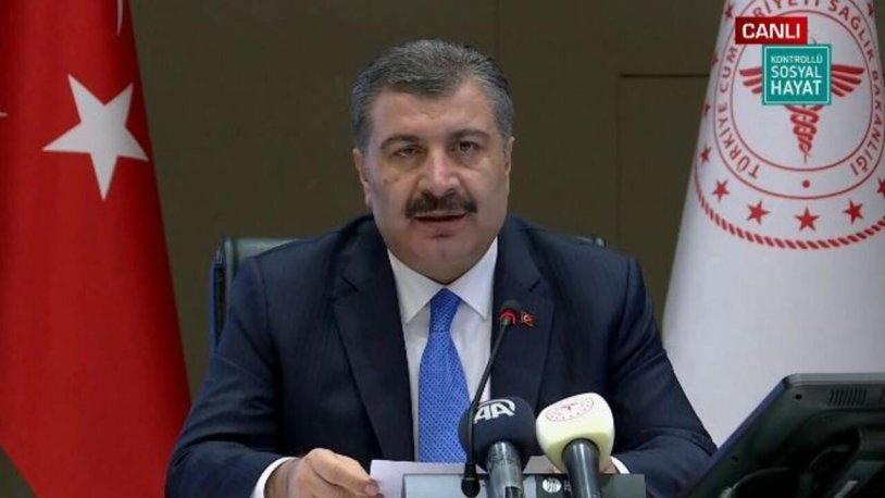 Sağlık Bakanı Fahrettin Koca'dan sınavlar hakkında açıklama: Her türlü tedbir alınması için rehber yayınlandı