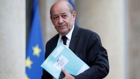 Fransa'dan Avrupa Birliği ülkelerine Türkiye'ye yaptırım çağrısı