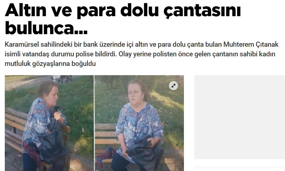 Dürüst vatandaş' diye haber oldu, Erdoğan'ı eleştirince hayatı ...