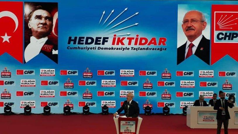 CHP kurultayında konuşan Kılıçdaroğlu, Türkiye'nin 5 temel sorununu anlattı