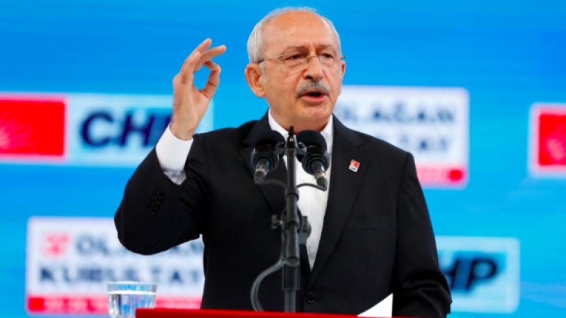 Kılıçdaroğlu: Martın sonunu bahar kılan bizler için yeni hedef 2023'tür