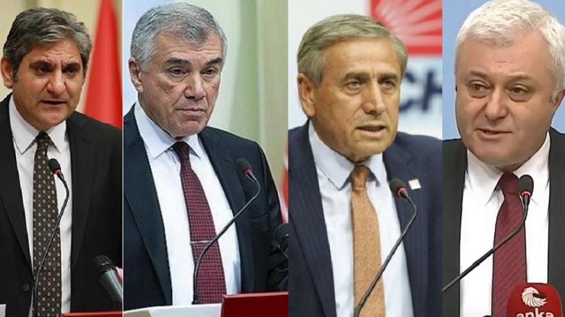 CHP MYK üyeleri Parti Meclisi seçiminde kaç oy aldı? 4 isim PM'ye giremedi