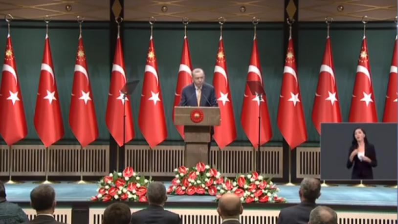 Erdoğan: Ermenilerin yaptıkları katliamlar cezasız bırakıldı