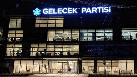 Gelecek Partisi: Biz ışıklarımızı çoktan yaktık