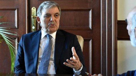 Abdullah Gül'den Anayasa Mahkemesi çıkışı: Hayretle karşılıyorum - Gerçek Gündem