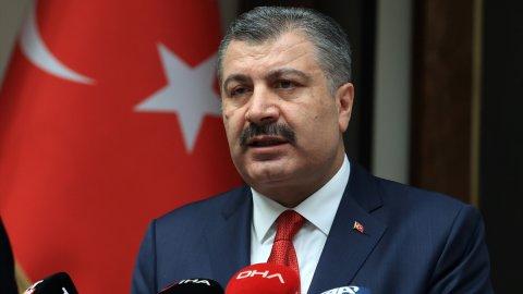 4 ülkeye uçuş yasağının ardından Fahrettin Koca'dan yeni açıklama