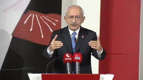 Kılıçdaroğlu: 'Sana sözde Cumhurbaşkanı demeye devam edeceğim'