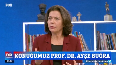 Erdoğan'ın hedef gösterdiği Prof. Dr. Ayşe Buğra: Provokasyon çok ağır bir ifade
