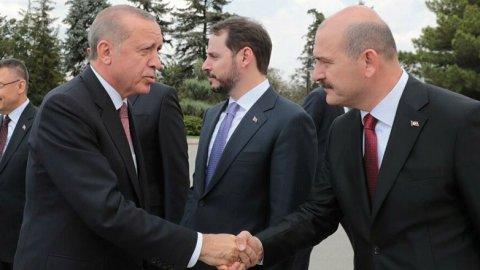 Kabine revizyonunda büyük sürpriz: Süleyman Soylu ve Berat Albayrak...