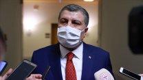 Artan vaka sayılarının ardından Fahrettin Koca'dan kritik açıklama
