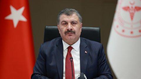 Fahrettin Koca'dan Kılıçdaroğlu'nun 'bedava aşıya ödeme yapıldı' iddiasına yanıt