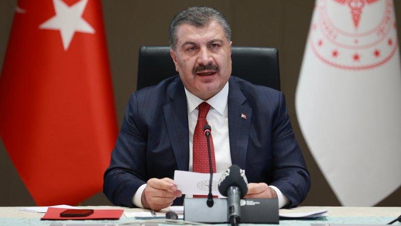Fahrettin Koca: Alınan kararları Cumhurbaşkanımız açıklayaca