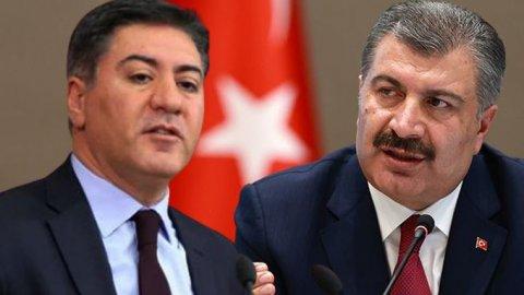 CHP'li Murat Emir: 60 milyon dolar bakanlığın koridorlarında mı paylaşıldı?