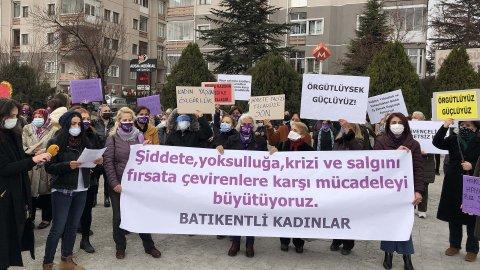 8 Mart eylem programı: Kadınlar özgürlük ve eşitlik taleplerini haykıracak