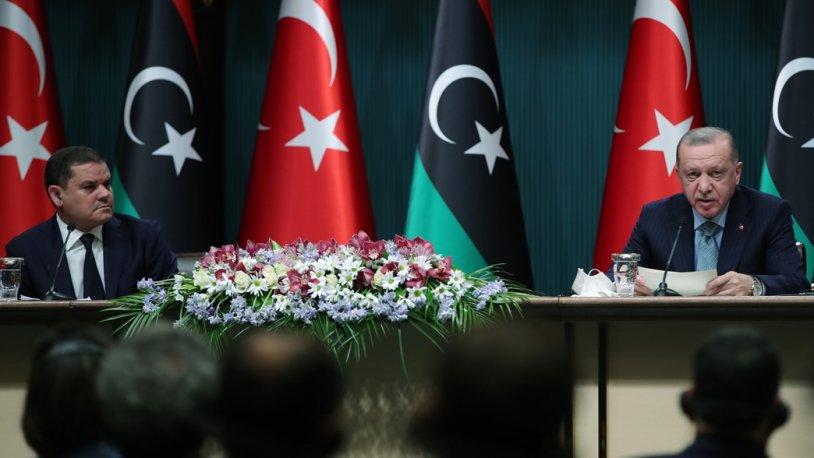 Erdoğan: Libya'ya 150 bin doz aşı vereceğiz