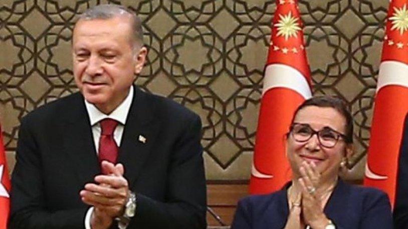 Erdoğan görevden aldığı Ruhsar Pekcan'a sahip çıktı: Şükranla anacağız