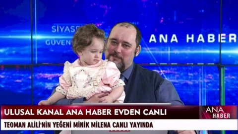 Ulusal Kanal'ın ekran yüzü Teoman Alili hayatını kaybetti