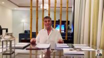 Sedat Peker'den 5. video: Fethullah Gülen'le görüşmeye giden Mehmet Ağar'ın elinde yazılı emir var mıdır?