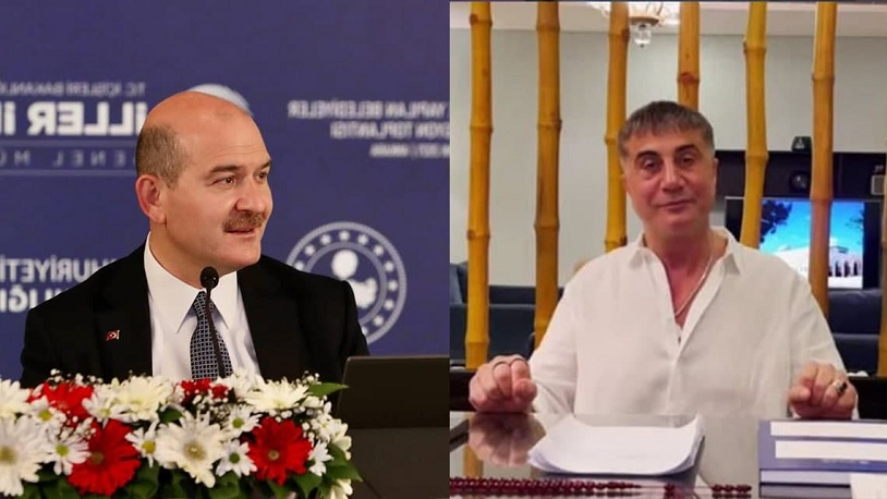 Sedat Peker'den Süleyman Soylu hakkında yeni 'uyuşturucu' suçlaması