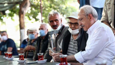 Kılıçdaroğlu, Aydın Büyükşehir Belediyesi ve Kuşadası Belediyesi Toplu Açılış Töreni'ne katıldı
