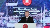 Erdoğan, 'müjde'yi açıkladı: 135 milyar metreküplük doğalgaz keşfedildi