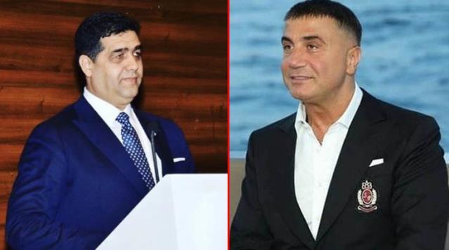Sezgin Baran Korkmaz'ın otelinde kaldığı iddia edilen mahkeme başkanından Sedat Peker hamlesi