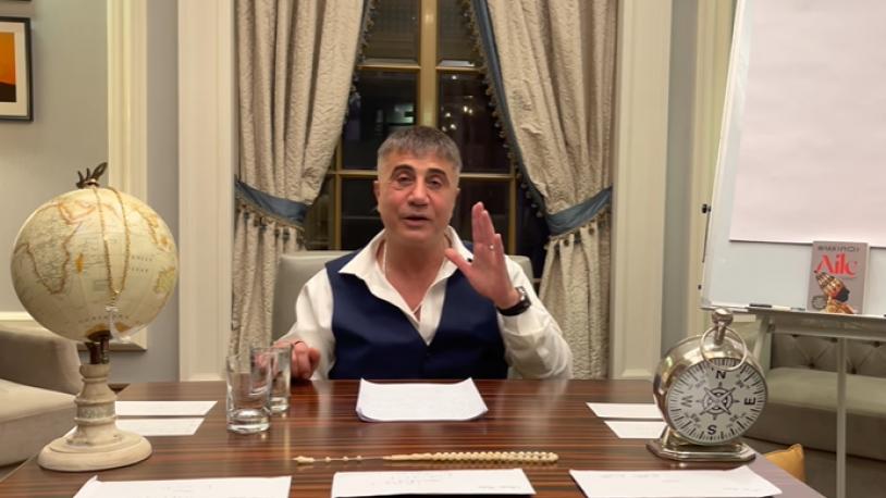 Sosyal medyayı hareketlendiren Sedat Peker yakalandı iddiası