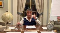 Sedat Peker örgüt üyeliğinden 'istifa' etti: Lütfen kabul edin...