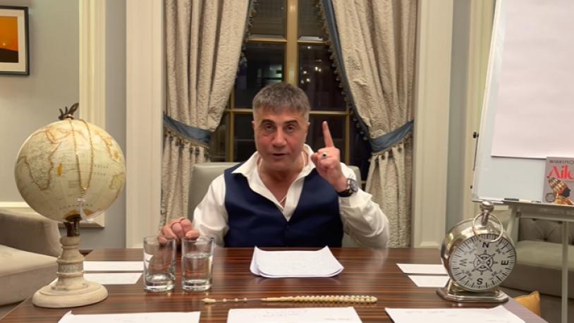 Sedat Peker'in avukatlarından 'yakalandı' iddiasına ilişkin flaş açıklama