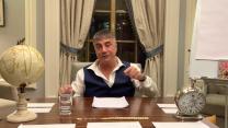 Sedat Peker'den Özgür Özel ve Veli Ağbaba açıklaması: Ne bir eksik ne bir fazla